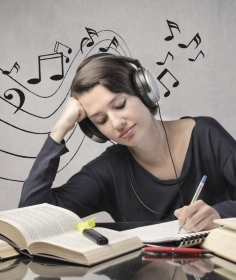 Beneficios de la música para estudiar