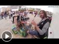 Actuaciones impresionantes de músicos de la calle