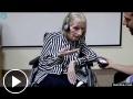 Anciana con alzheimer baila 'El lago de los cisnes'