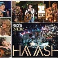 Canción 'Hoy te dejo en libertad' del disco 'Primera fila: Hecho realidad (Edición especial, Versión Europeo y Latinoamericano)' interpretada por Ha*Ash