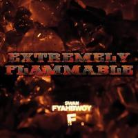 Canción 'Siempre hablando de mas' del disco 'Extremely Flammable' interpretada por Swan Fyahbwoy