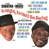 Canción 'Hello Dolly' del disco ' It Might as Well Be Swing' interpretada por Frank Sinatra
