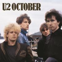 Canción 'Gloria' del disco 'October' interpretada por U2