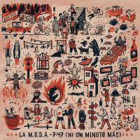 Canción 'Altamira' del disco '7:47 (Ni Un Minuto Más)' interpretada por La Maravillosa Orquesta del Alcohol