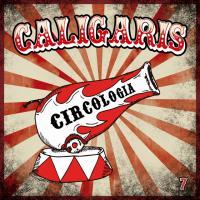 Letra Mejilla Izquierda Los Caligaris