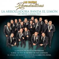 Canción 'Mi segunda vida' del disco 'Las Bandas Románticas' interpretada por La Arrolladora Banda El Limón