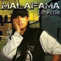 Canción 'Cabeza de Tortuga' del disco 'Lo Peor' interpretada por Mala Fama