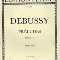 Bruyeres - Claude Debussy