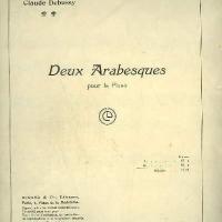 Arabesque No. 1 in E Major - Claude Debussy