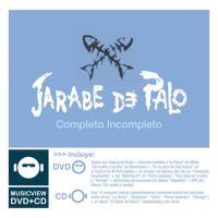 Canción 'De Vuelta Y Vuelta' del disco 'Completo Incompleto' interpretada por Jarabe De Palo