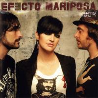 Canción 'Melancolia' del disco '40:04' interpretada por Efecto Mariposa