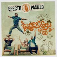 Canción 'Funketon' del disco 'El misterioso caso de...' interpretada por Efecto Pasillo