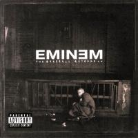 Canción 'Criminal' del disco 'The Marshall Mathers LP' interpretada por Eminem