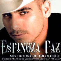 Mis éxitos con tololoche de Espinoza Paz