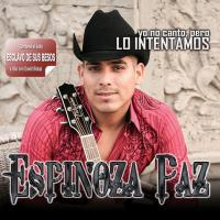 Yo no canto, pero lo intentamos de Espinoza Paz