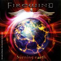 Canción 'I am the Anger' del disco 'Burning Earth' interpretada por Firewind
