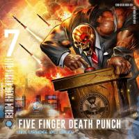 TOP OF THE WORLD letra FIVE FINGER DEATH PUNCH