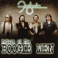 Canción 'Jump That train' del disco 'Return of the Boogie Men' interpretada por Foghat