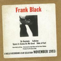 Canción 'Calistan' del disco 'Frank Black (Hello Recording Club EP)' interpretada por Frank Black