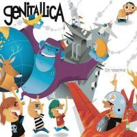 Canción 'Borracho' del disco 'Sin vaselina' interpretada por Genitallica