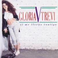 Canción 'Me estoy rompiendo en pedazos' del disco 'Si me llevas contigo' interpretada por Gloria Trevi