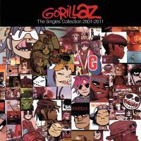 The Singles Collection 2001-2011 de Gorillaz