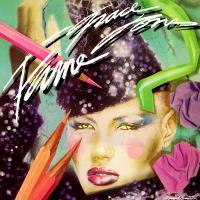 Canción 'Pride' del disco 'Fame' interpretada por Grace Jones