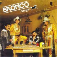 Canción 'Amigo bronco' del disco 'Amigo' interpretada por Bronco