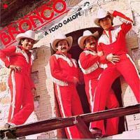 Canción 'Corazón Bandido' del disco 'A todo galope' interpretada por Bronco