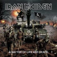 Canción 'For the greater good of god' del disco 'A Matter of Life and Death' interpretada por Iron Maiden