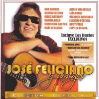 Canción 'Paso la vida pensando' del disco 'José Feliciano y amigos' interpretada por Jose Feliciano