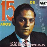 Canción 'Nuestro juramento' del disco '15 Años De Exitos' interpretada por Julio Jaramillo
