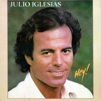 Canción 'Hey!' del disco 'Hey!' interpretada por Julio Iglesias