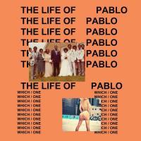 Canción 'Frank's Track' del disco 'The Life of Pablo' interpretada por Kanye West