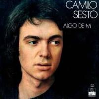 Canción 'Lanza tu voz' del disco 'Algo de mí' interpretada por Camilo Sesto