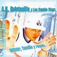 Canción 'Dime Quién' del disco 'Amor, familia y respeto' interpretada por Kumbia Kings
