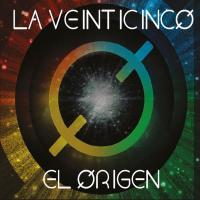 Canción 'Cruz de sal' del disco 'El Origen' interpretada por La 25