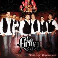 Canción 'Ahora que estas conmigo' del disco 'Momentos y coincidencias' interpretada por La Firma