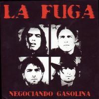 Canción 'Mendigo' del disco 'Negociando gasolina' interpretada por La Fuga