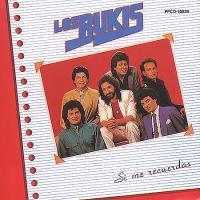 Canción 'Tus mentiras' del disco 'Si me recuerdas' interpretada por Los Bukis