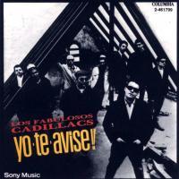 Canción 'Estoy harto de verte con otros' del disco 'Yo te avisé!!' interpretada por Los Fabulosos Cadillacs