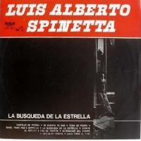 Descalza Camina - Luis Alberto Spinetta