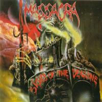 Canción 'Traumatic Paralyzed Mind' del disco 'Signs of the Decline' interpretada por Massacra