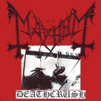 Canción 'Chainsaw Gutsfuck' del disco 'Deathcrush' interpretada por Mayhem