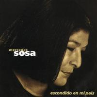 Canción 'Cancion de Amor para mi Patria' del disco 'Escondido en Mi País' interpretada por Mercedes Sosa