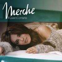 Canción 'No me quiero enamorar' del disco '#QuieroContarte' interpretada por Merche