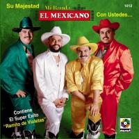 Canción 'Ramito De Violetas' del disco 'Grupo el mexicano' interpretada por Mi Banda El Mexicano