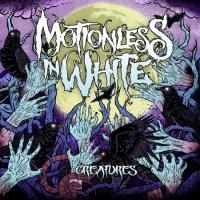 Canción 'City Lights' del disco 'Creatures' interpretada por Motionless In White