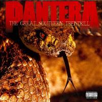 Canción '10's' del disco 'The Great Southern Trendkill' interpretada por Pantera