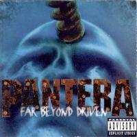 Canción '5 Minutes Alone' del disco 'Far Beyond Driven ' interpretada por Pantera